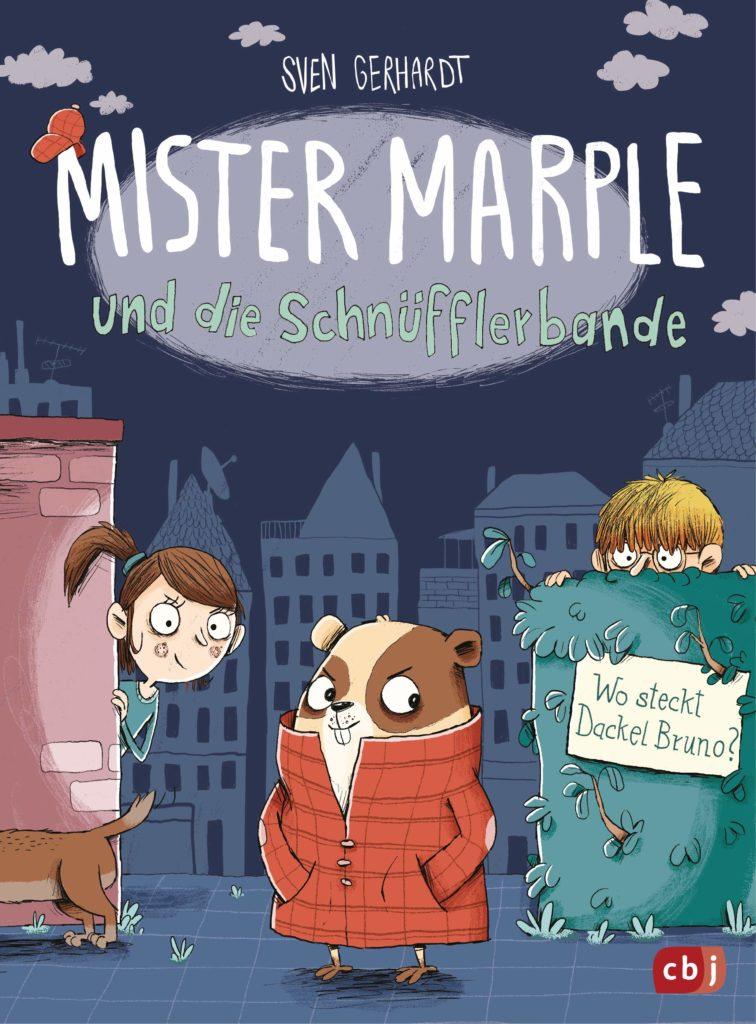 Kinderbuch: Mister Marple und die Schnüfflerbande