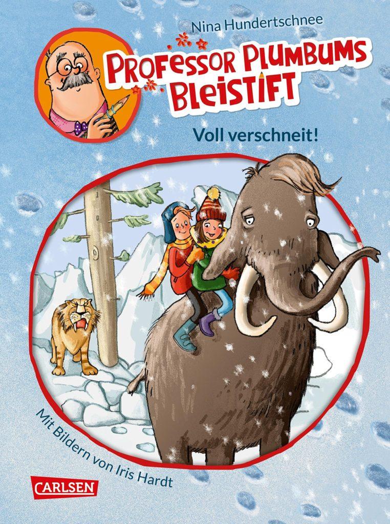 Kinderbuch: Voll verschneit!