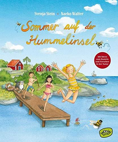 Kinderbuch zum Vorlesen: Sommer auf der Hummelinsel