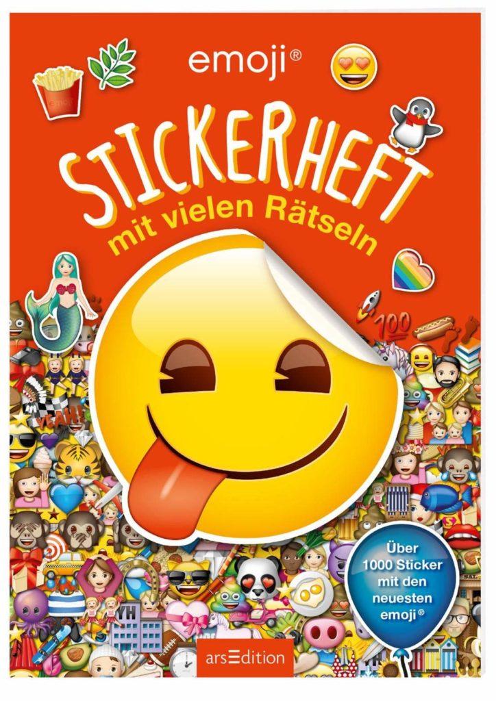 emoji-Stickerheft