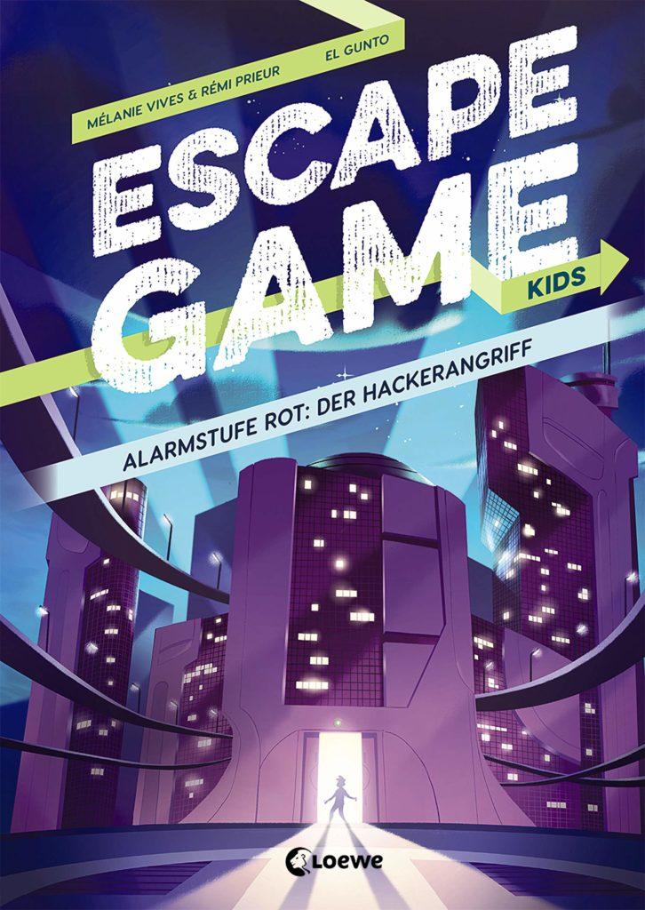 Escape Game Kids: Alarmstufe Rot: Der Hackerangriff