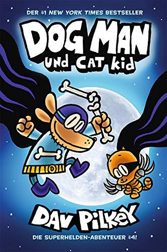 Comic: Dog Man und Cat Kid