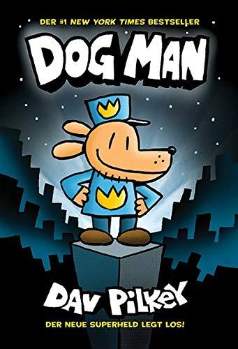 Comic: Dog Man