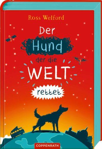 Kinderbuch: Der Hund, der die Welt rettet