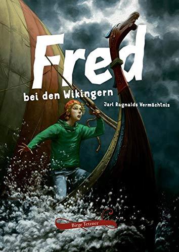 Kinderbuch: Fred bei den Wikingern