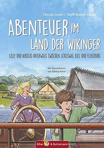 Kinderbuch: Abenteuer im Land der Wikinger