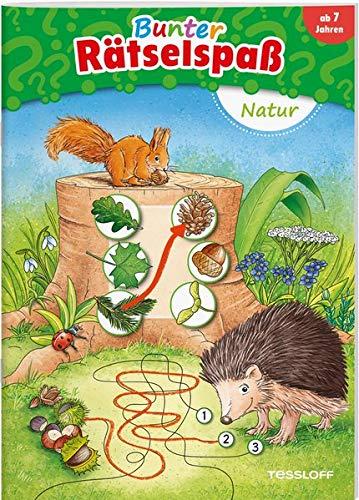 Bunter Rätselspaß: Natur