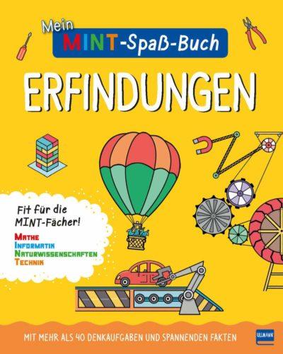 Mint-Spaß-Buch: Erfindungen