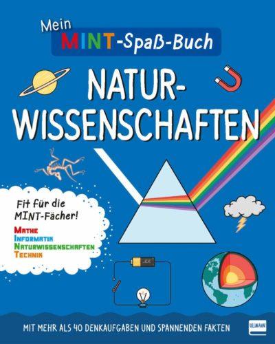 Mint-Spaß-Buch: Naturwissenschaften