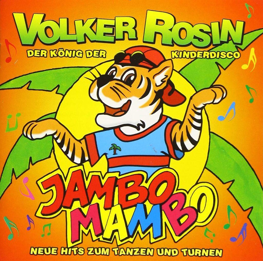 CD mit Kindermusik: Jambo Mambo