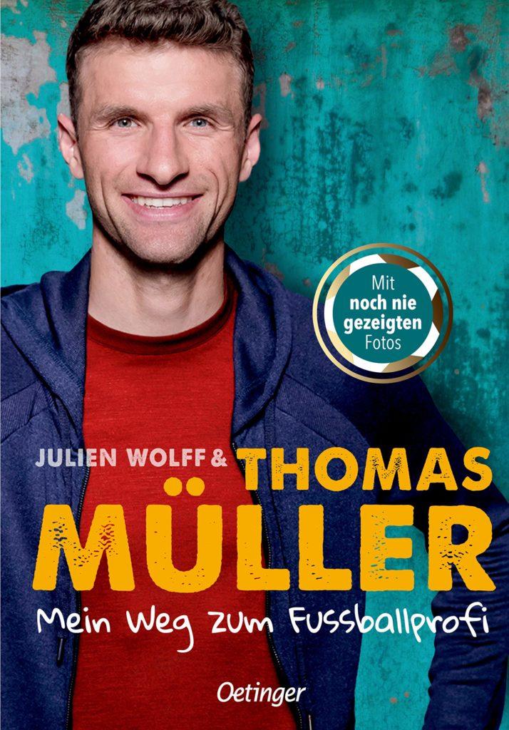 Kinderbuch: Mein Weg zum Fußballprofi von Thomas Müller