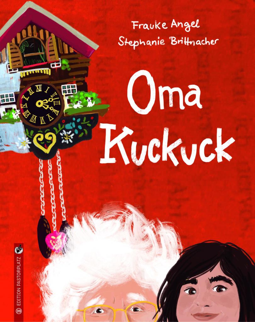 Bilderbuch zum Thema Demenz: Oma Kuckuck