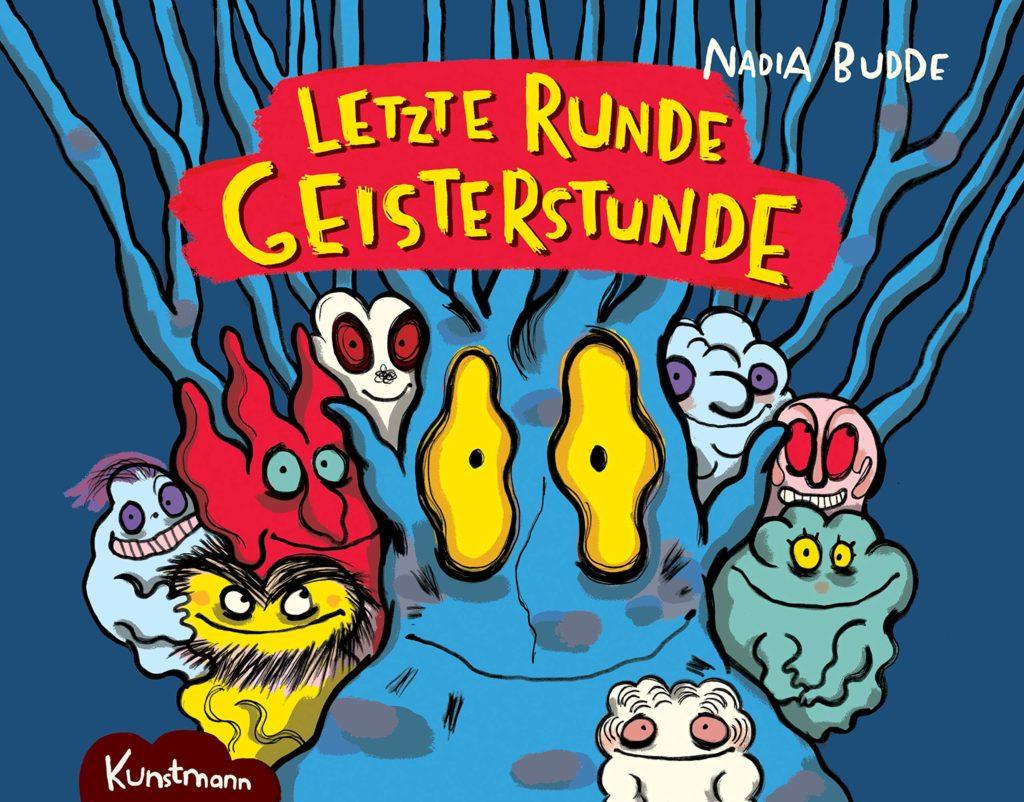 """Bilderbuch """"Letzte Runde Geisterstunde"""" von Nadia Budde"""