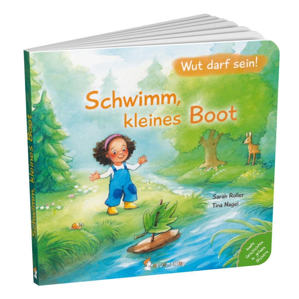 Bilderbuch: Schwimm kleines Boot