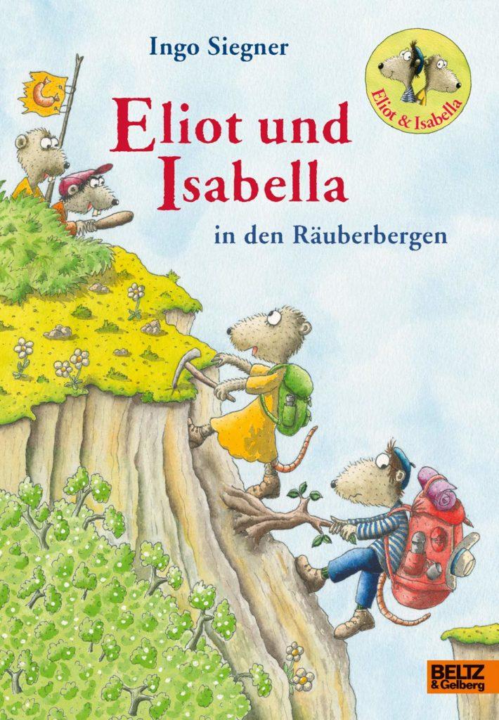 Eliot und Isabella in den Räuberbergen von Ingo Siegner