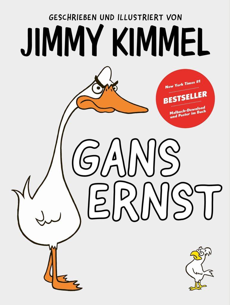 Bilderbuch: Gans Ernst