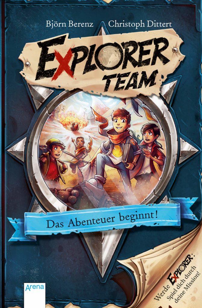 Explorer Team: Das Abenteuer beginnt!