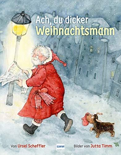 """Bilderbuch """"Ach, du dicker Weihnachtsmann"""""""
