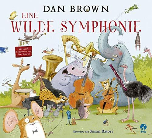 Bilderbuch von Dan Brown: Eine wilde Symphonie