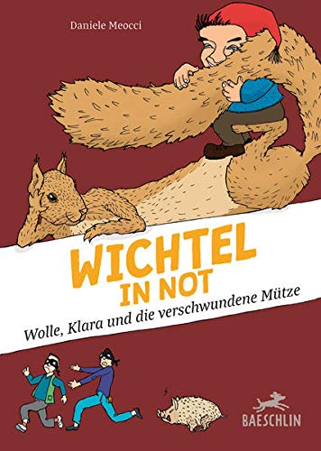 Kinderbuch: Wichtel in Not
