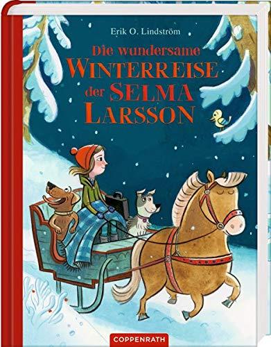 Vorlesebuch: Die wundersame Winterreise der Selma Larsson