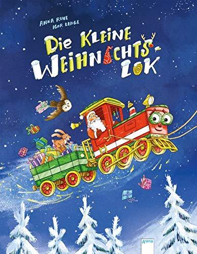 """Bilderbuch: """"Die kleine Weihnachtslok"""""""