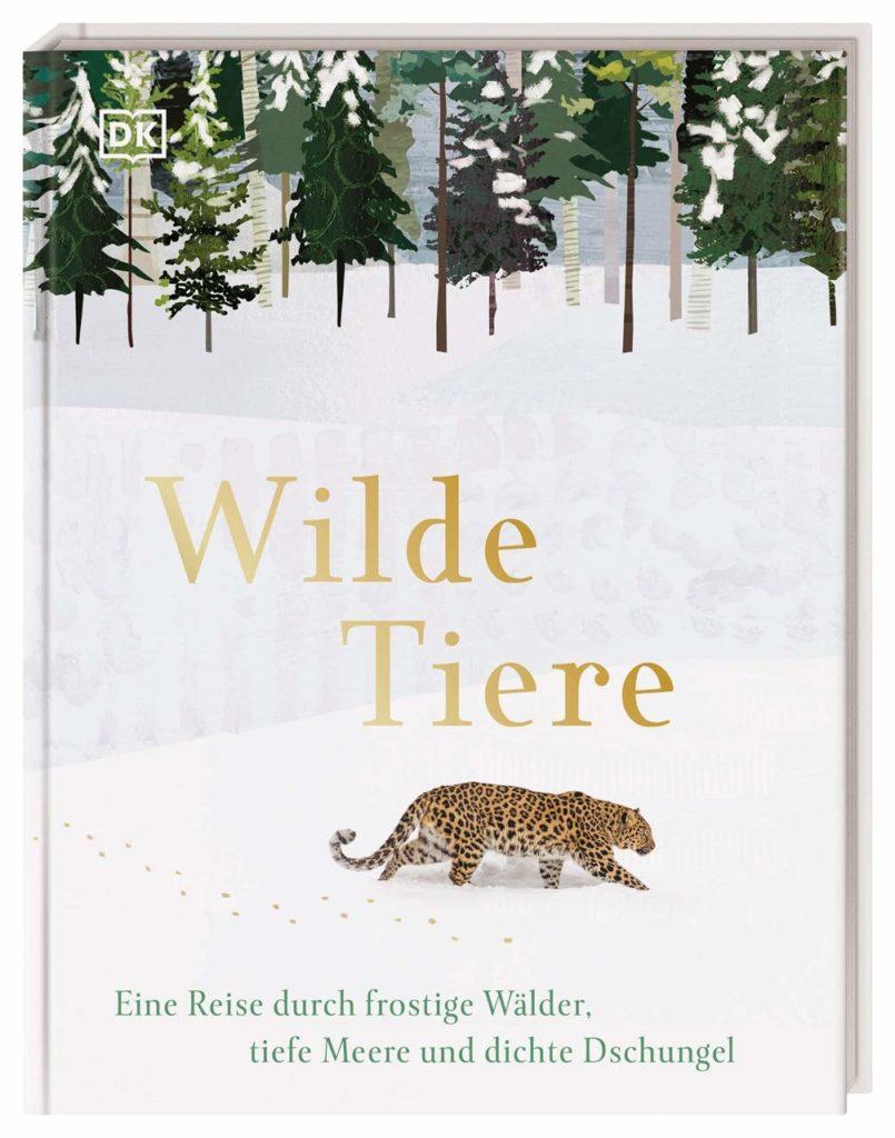 Sachbuch für Kinder: Wilde Tiere