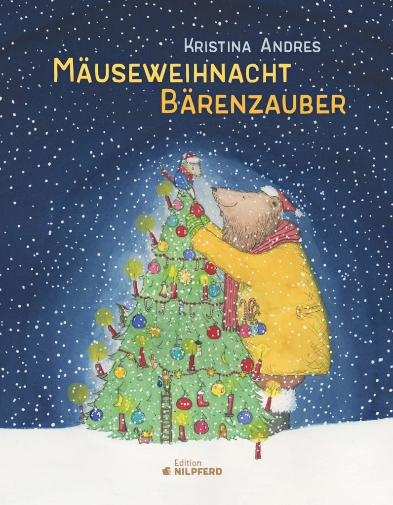 """Bilderbuch """"Mäuseweihnacht - Bärenzauber"""""""