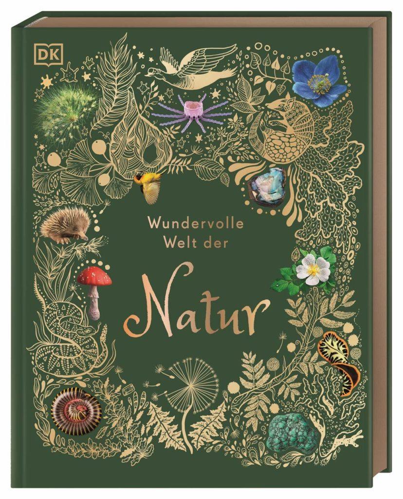 Sachbuch: Wundervolle Welt der Natur