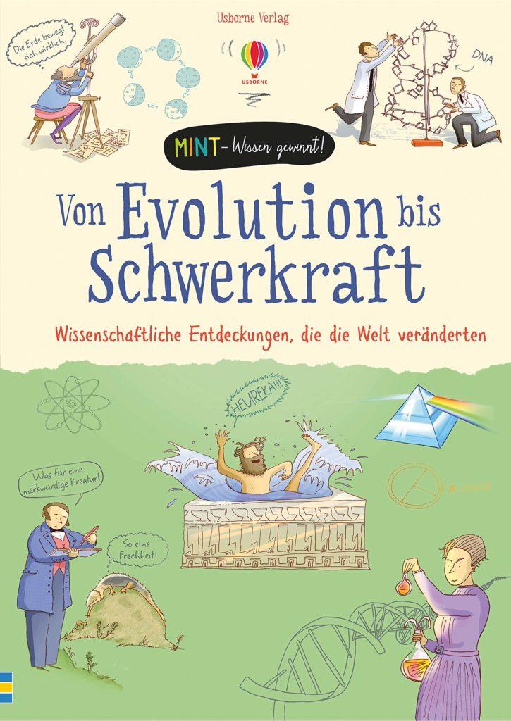 Sachbuch: Von Evolutin bis Schwerkraft