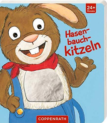 """Pappbilderbuch """"Hasenbauchkitzeln"""""""