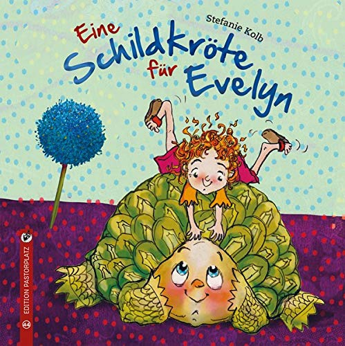 """BIlderbuch """"Eine Schildrköte für Evelyn"""""""