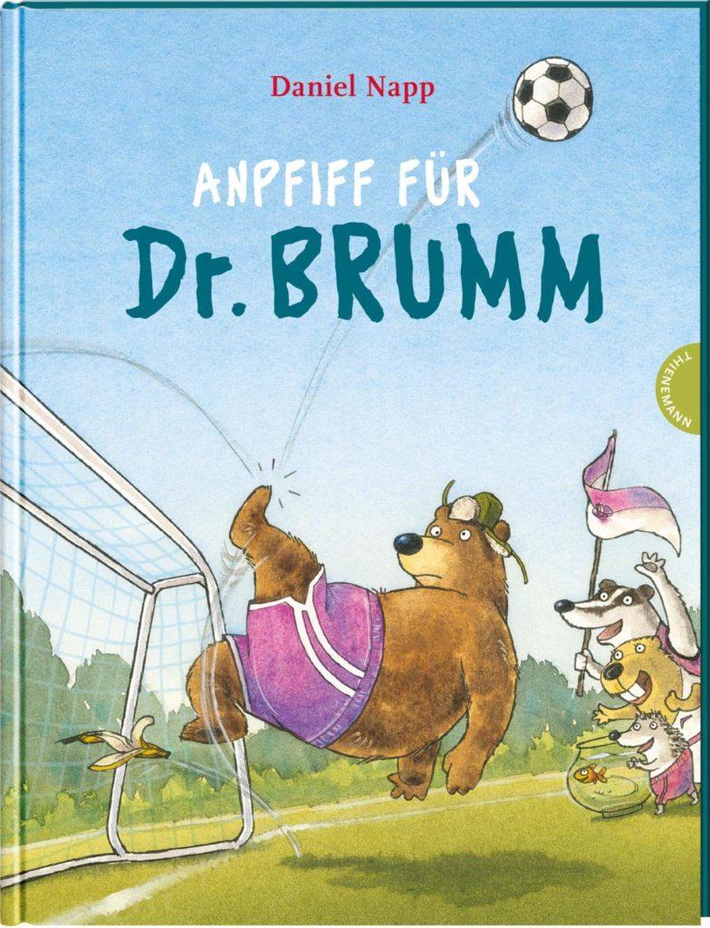 """Bilderbuch """"Anpfiff für Dr. Brumm"""""""